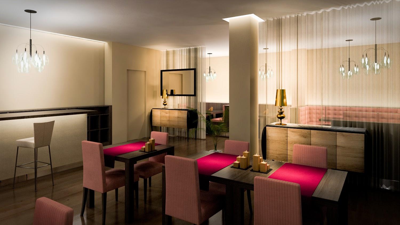 Projecte de restaurant a Barcelona